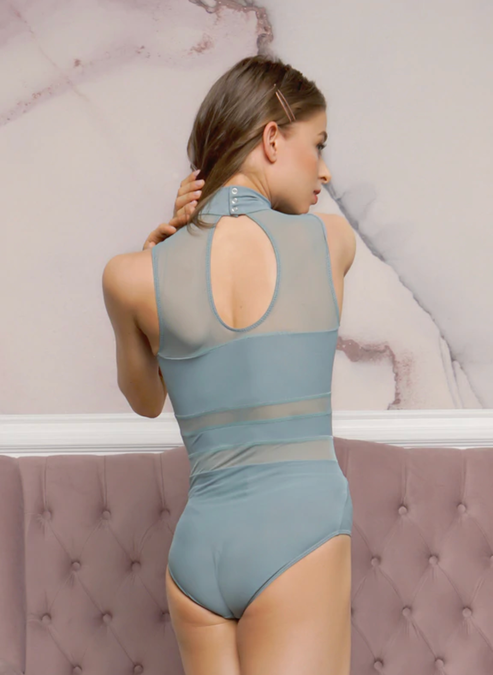 Eleve Dancewear Zoe Leotard