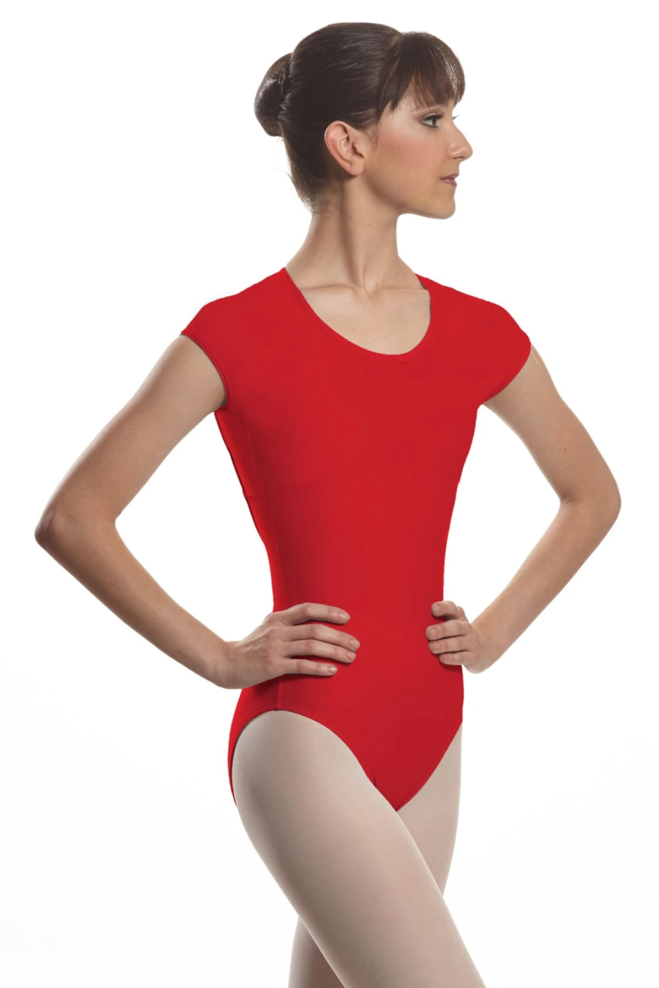 Audition Dancewear Girls Maria Leotard