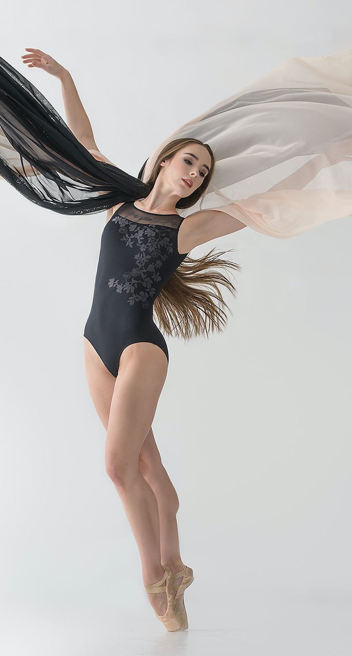 Ballet Rosa Girls Adele Leotard