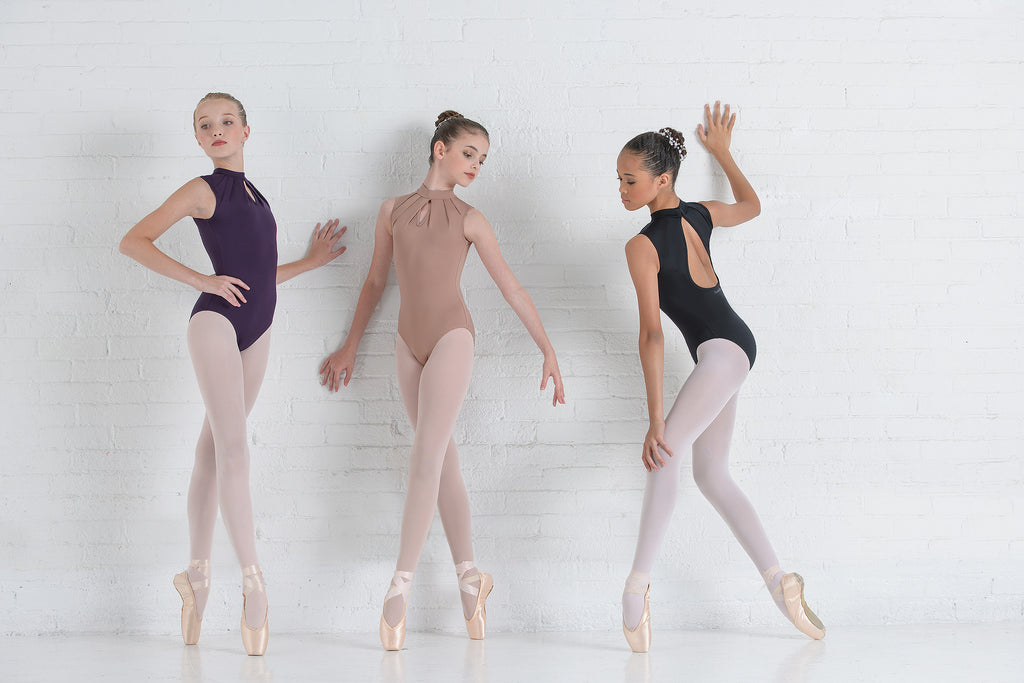 Ballet Rosa Girls Celestine Leotard