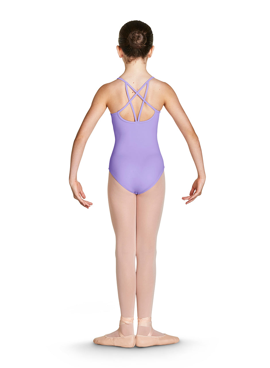 Bloch Girls X-Back Camisole Leotard - CL4967