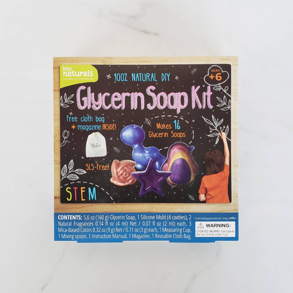 DIY Glycerin Soap Kit