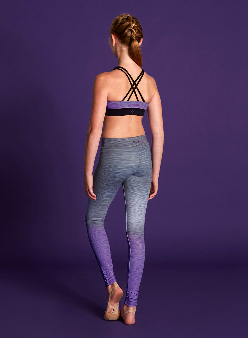 Bloch Girls Gradient Leggings - BM203P