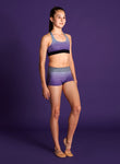 Bloch Girls Gradient Shorts - BM204S