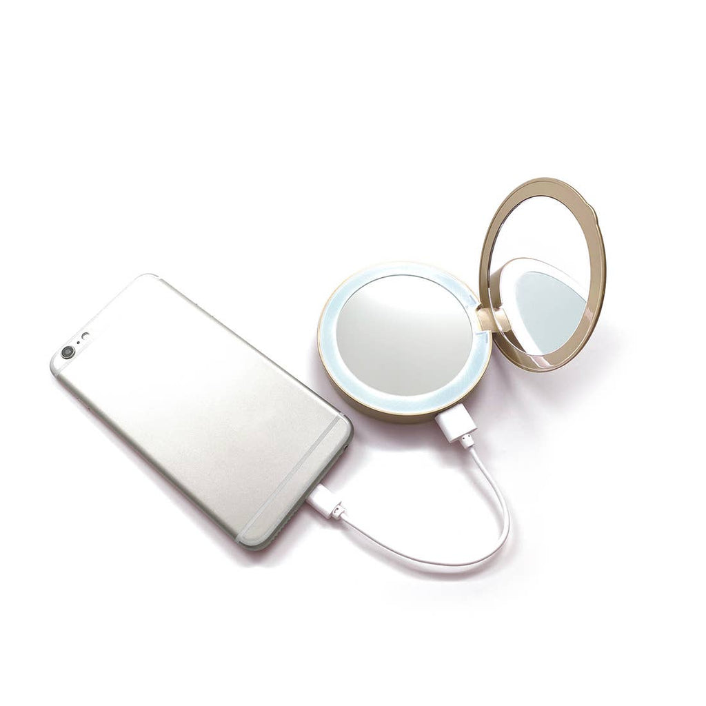 Glow Up Lumi Compact Power Bank