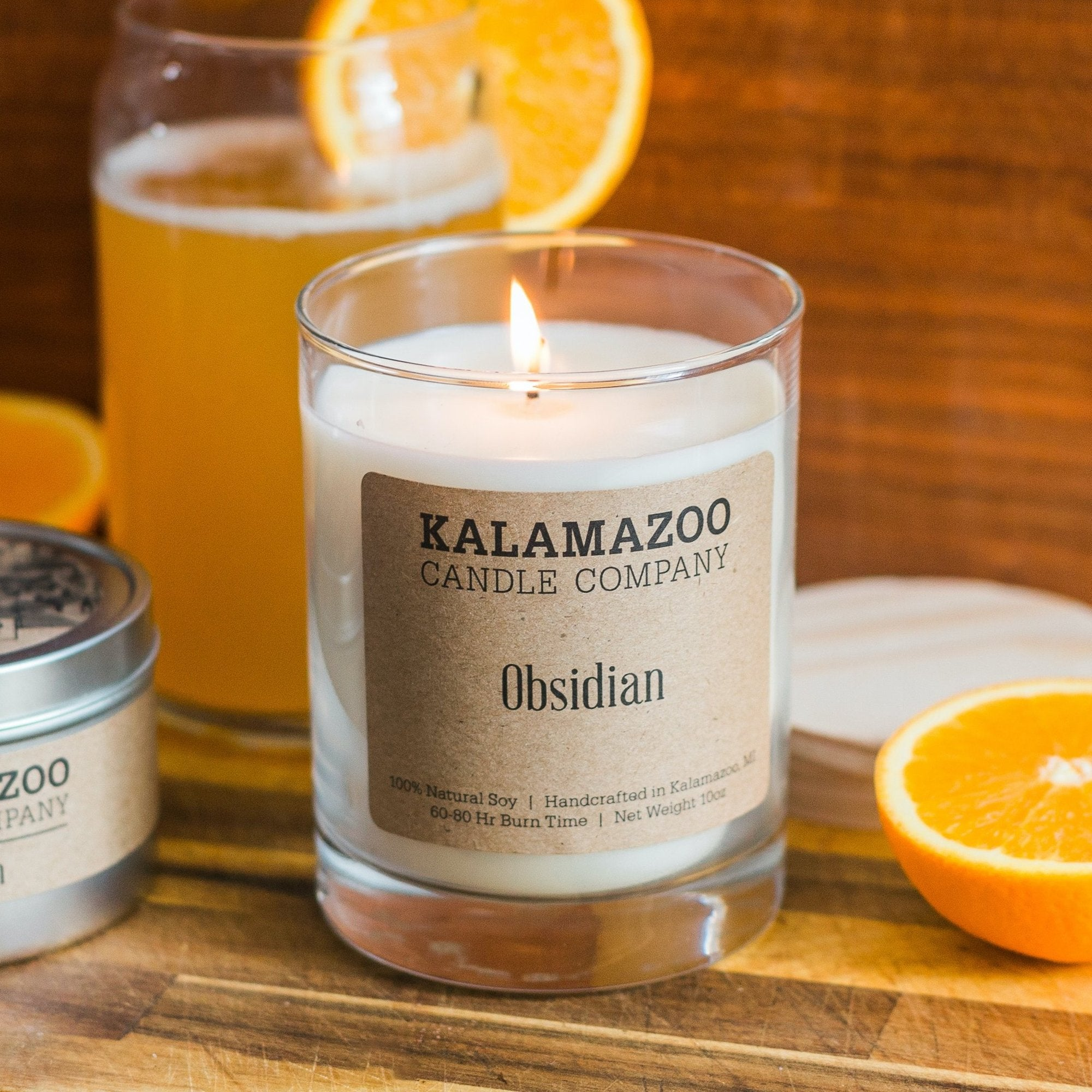 Kalamazoo Candle Company 10 oz. Jar Candles - Assorted Scents