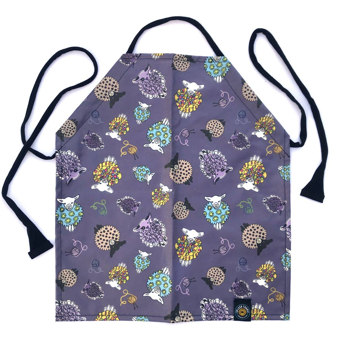 Kids Easy Wipe and Wash Apron - Assorted Patterns
