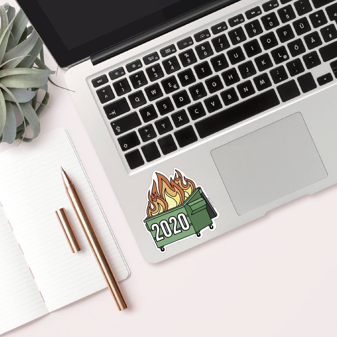 Vinyl Stickers by The Card Bureau