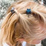 Mini Flower Hair Clips