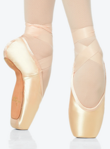 Gaynor Minden Sculpted Fit Pointe Shoes - Made in Europe