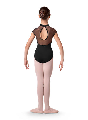 Bloch Stardust Cap Sleeve Leotard - CL3132
