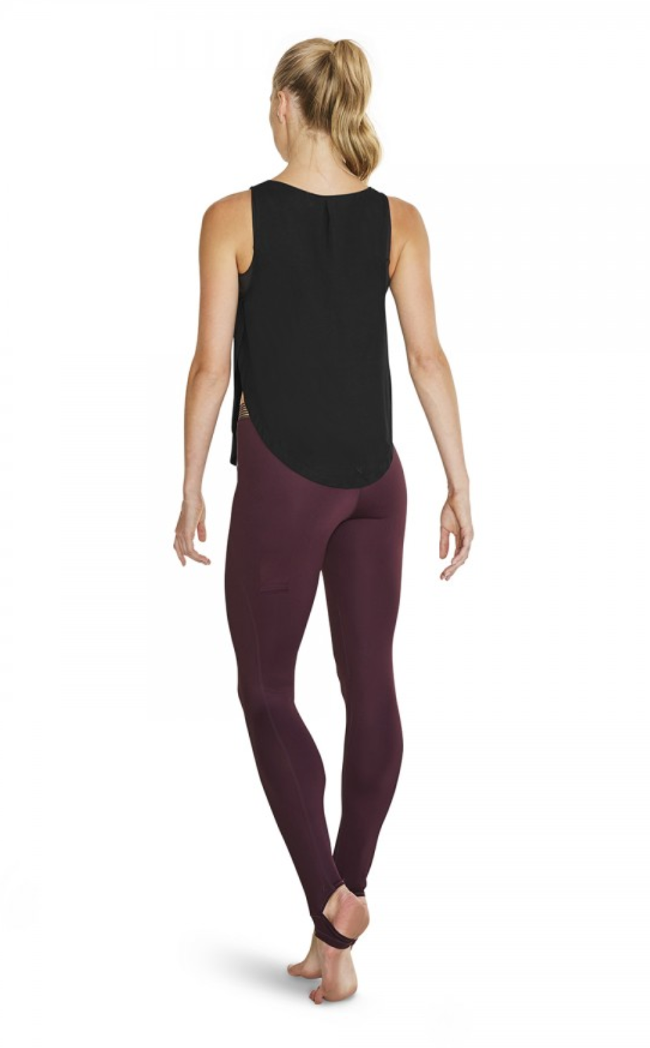 Bloch Lace-up Tank - FT5111