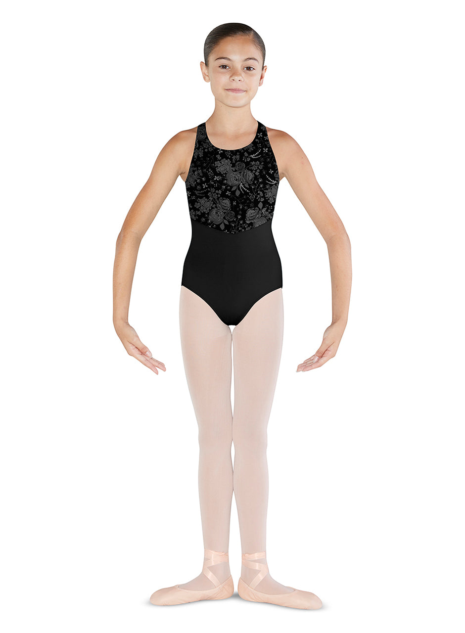 Bloch X-Back Tank Leotard - CL4875