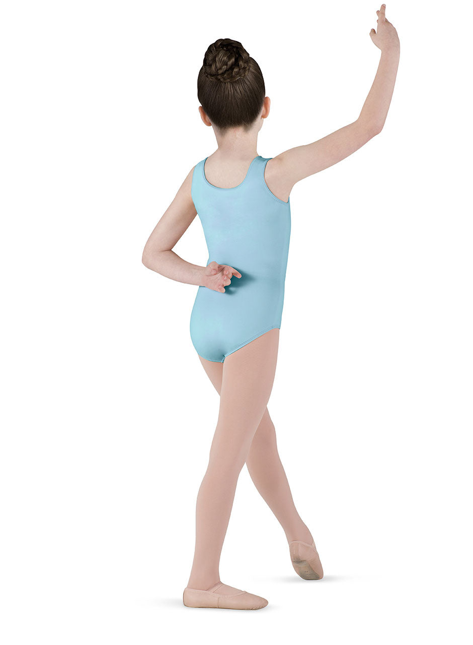 Bloch Girls Tank Leotard - CL5605
