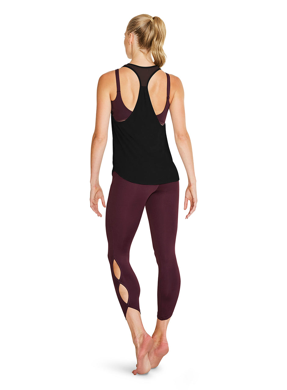 Bloch Mesh Yoke Tank Top - FT5108