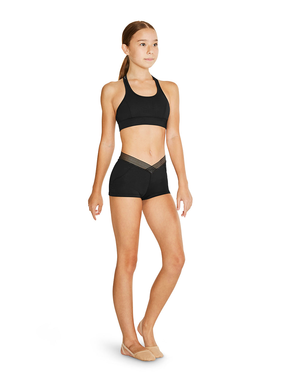 Bloch Racerback Crop Top - FT5116C