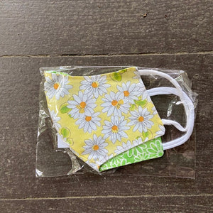 Handmade Non-Medical Cotton Face Masks
