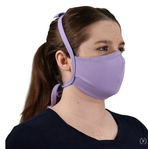 Cotton face mask or N95 face mask cover