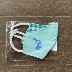 Handmade Non-Medical Cotton Face Masks - Michigan Spirit