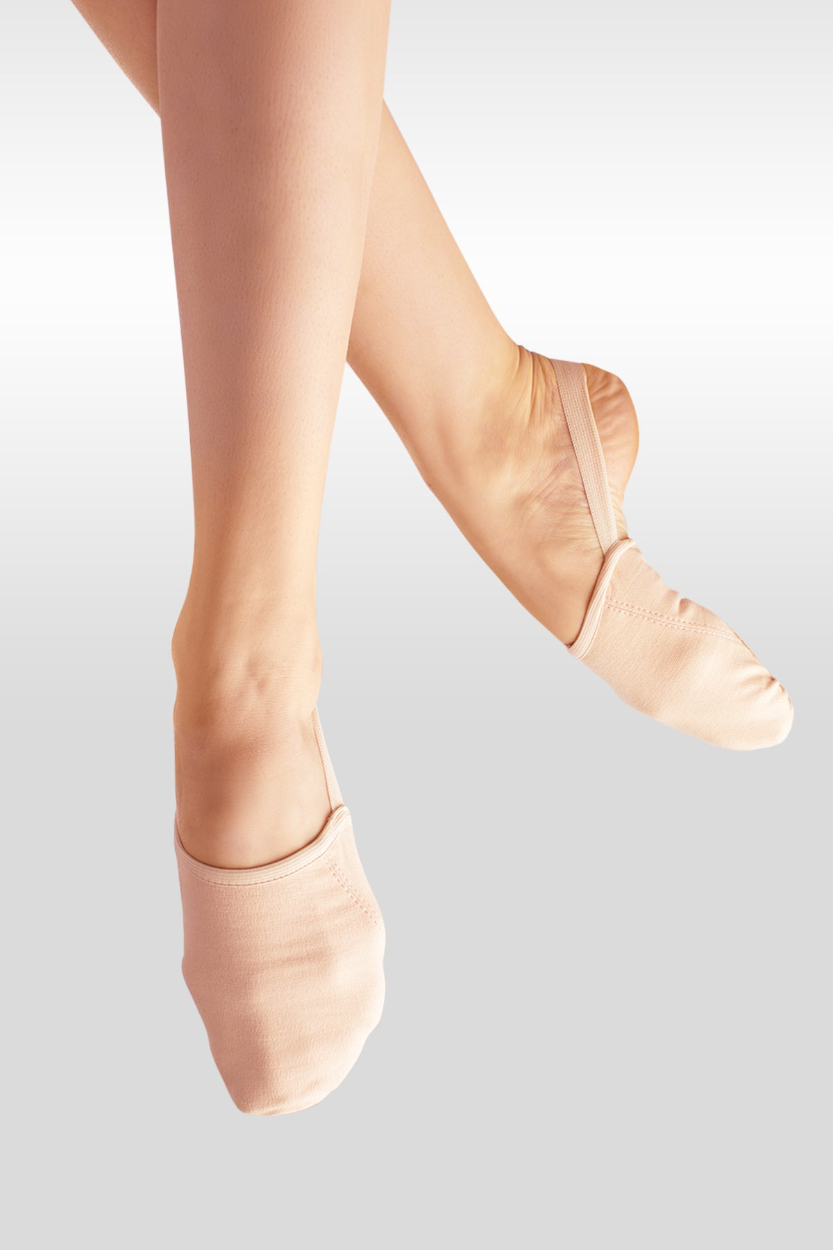 So Danca Stretch Canvas Half-Sole - BA45/Bullet