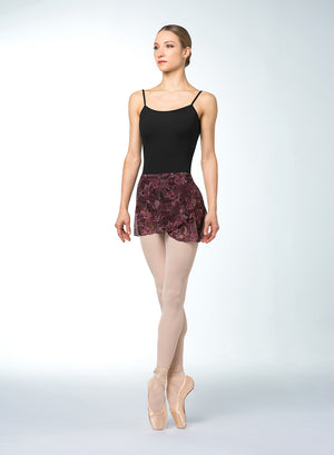 Bloch Mesh Wrap Skirt - R9911