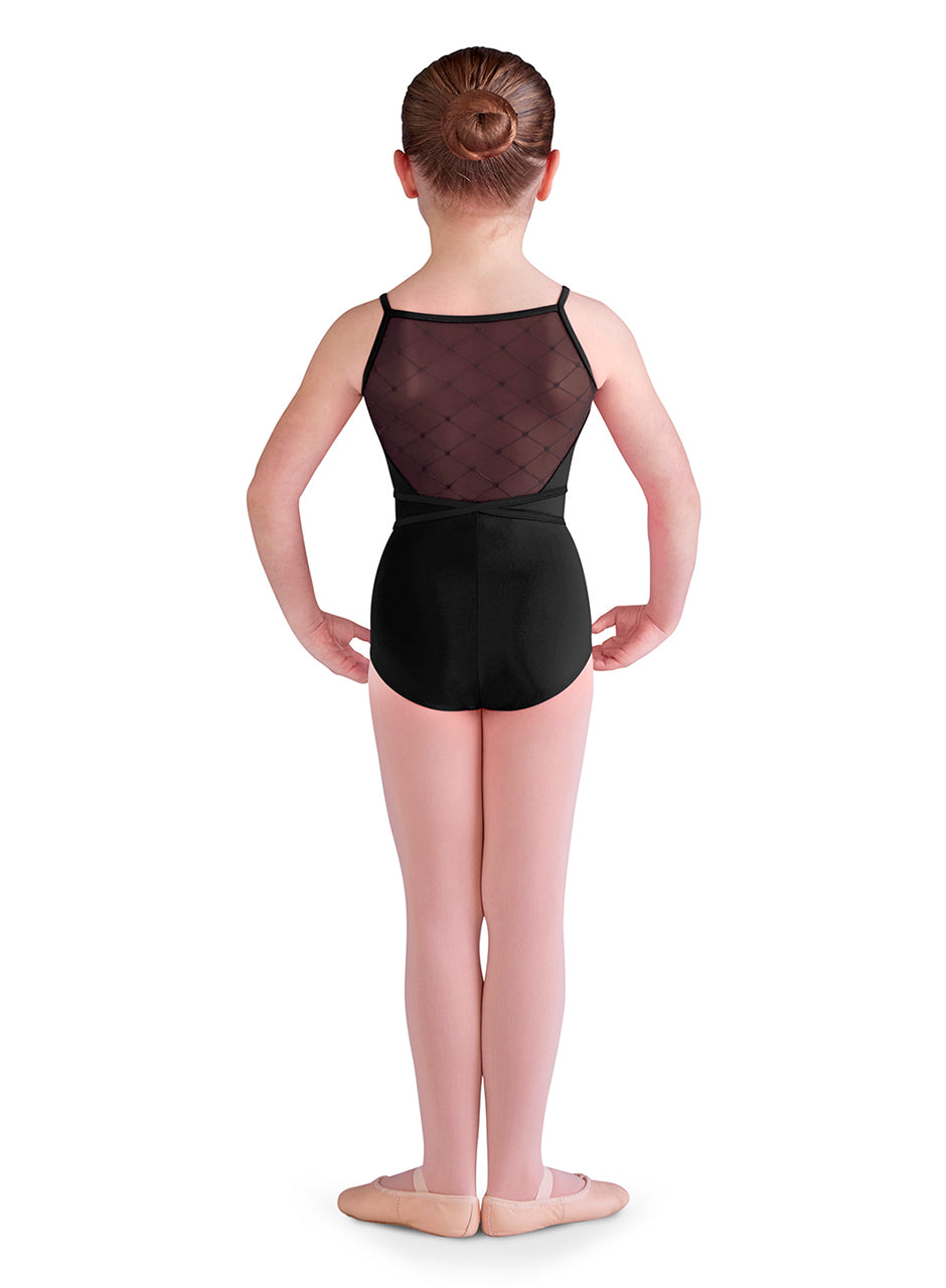 Bloch Camisole Leotard with Mesh Back - CL9877