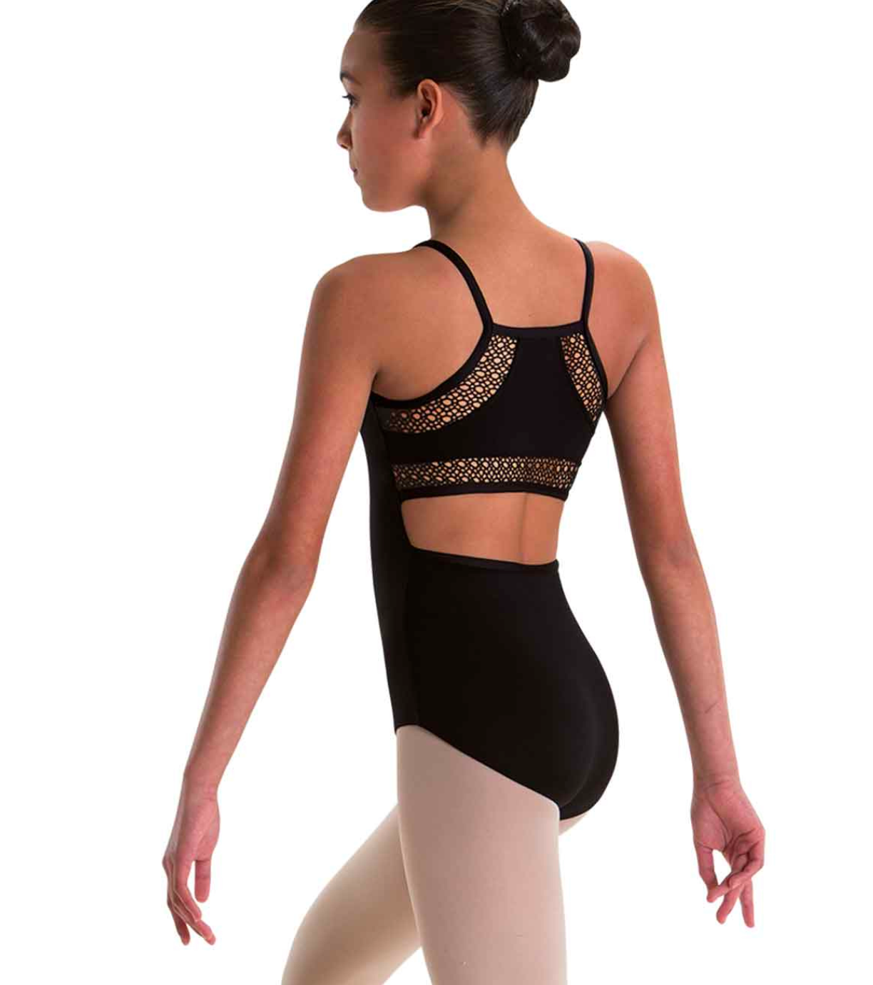 Motionwear Open Back Camisole Leotard - 2925