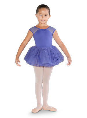 Bloch Butterfly Tutu Skirt - CR3501