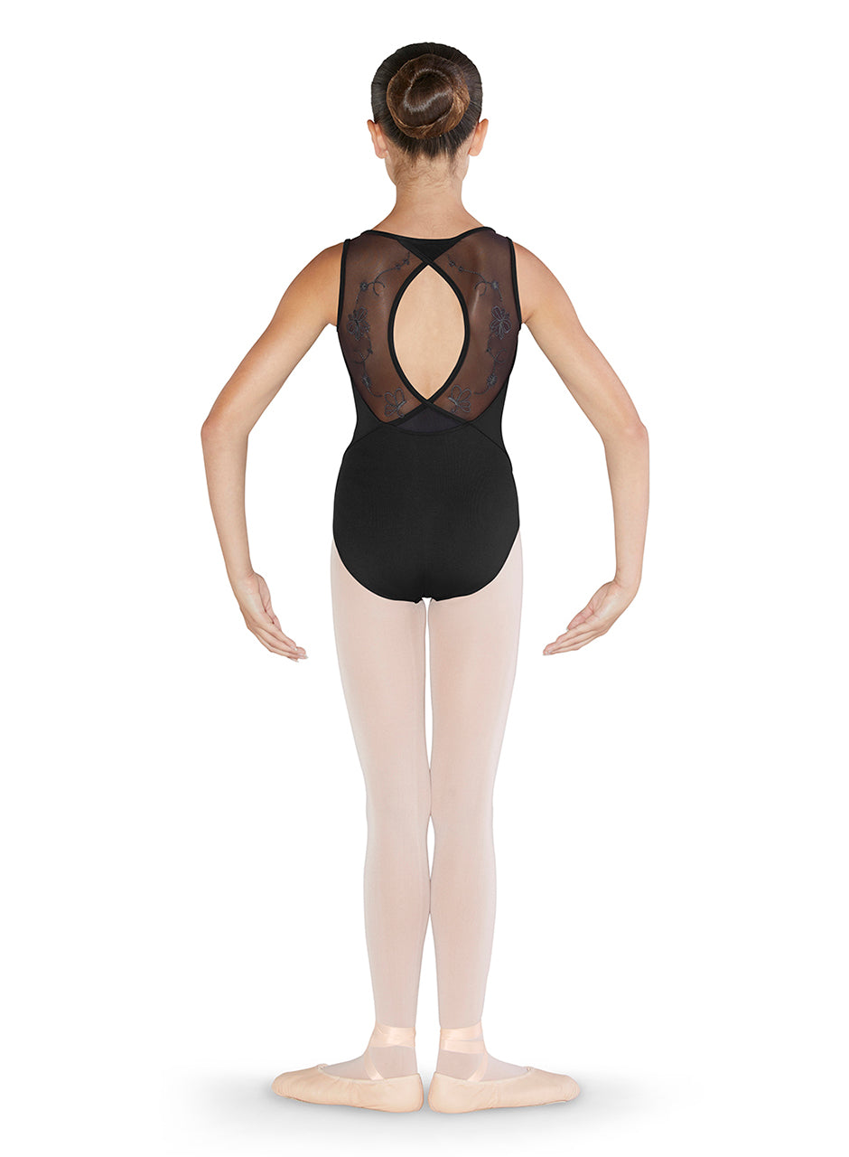 Bloch Open Back Tank Leotard - CL3515