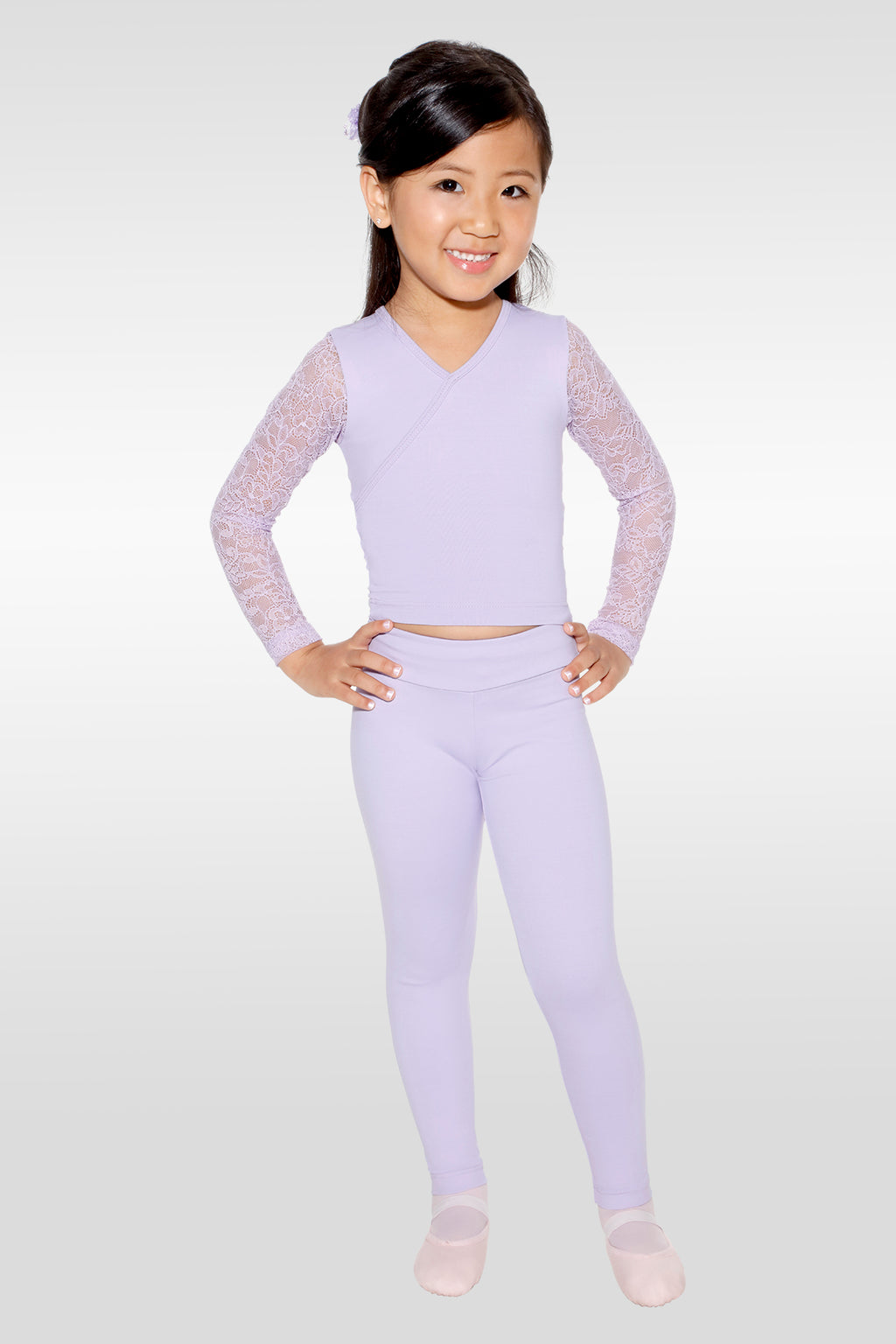 So Danca Girls Leggings - L1463