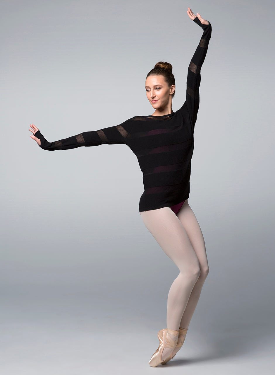 Bloch Knit Sweater - Z7219