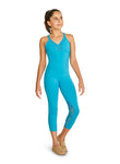 Bloch Mesh Panel 7/8 Legging - FP5114C