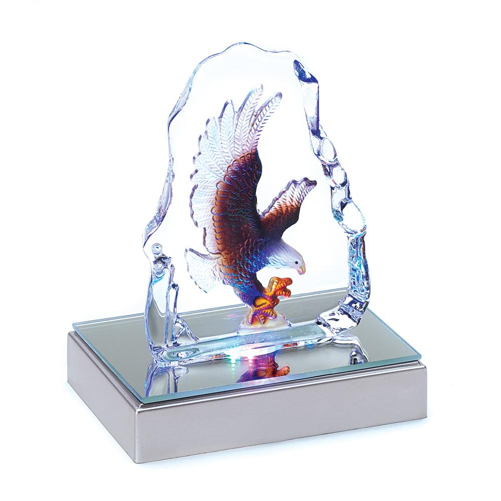 Eagle-Crystal-Sculpture