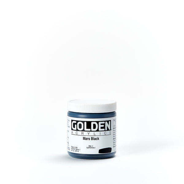 Golden Heavy Body Acrylic 236mL Series 5 and Series 6
