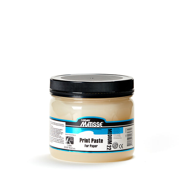 Matisse Print Paste MM22
