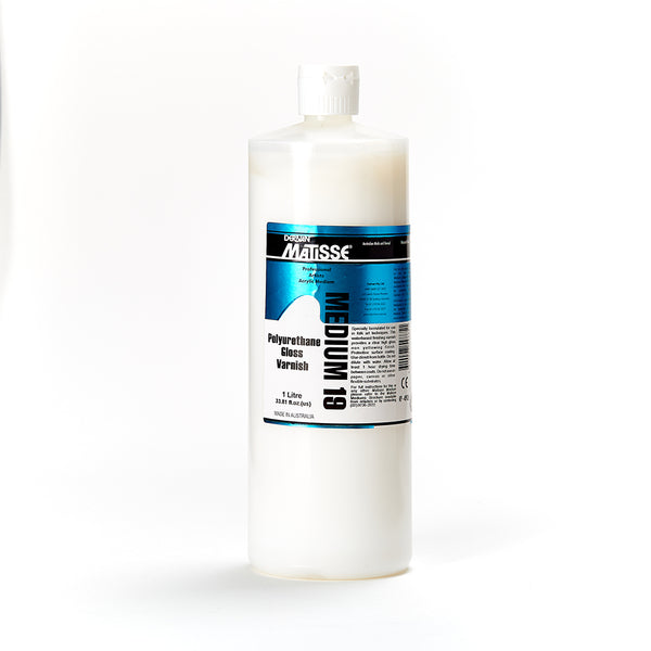Matisse Polyurethane Gloss Varnish MM19