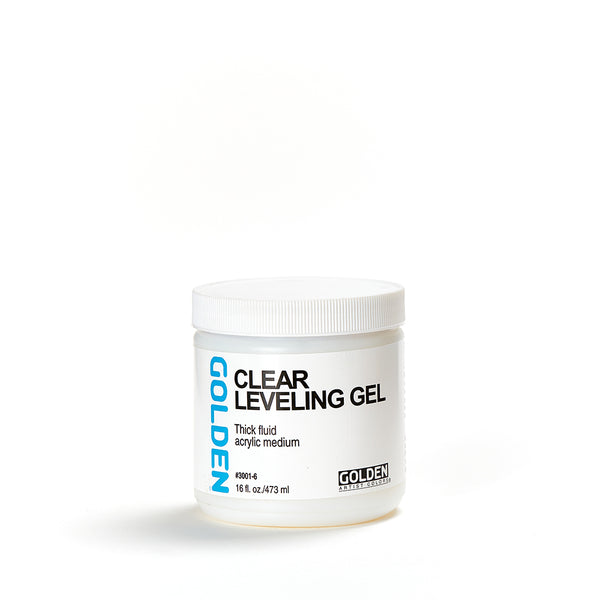 Golden Acrylic Self Leveling Clear Gel