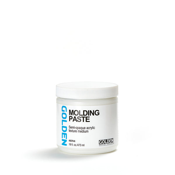 Golden Acrylic Molding Paste