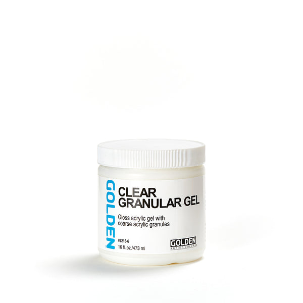 Golden Acrylic Clear Granular Gel