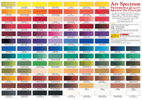 Art Spectrum Oil 150mL - Series 1 & 2