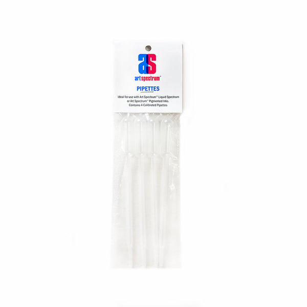 Art Spectrum Pipettes Pack of 4