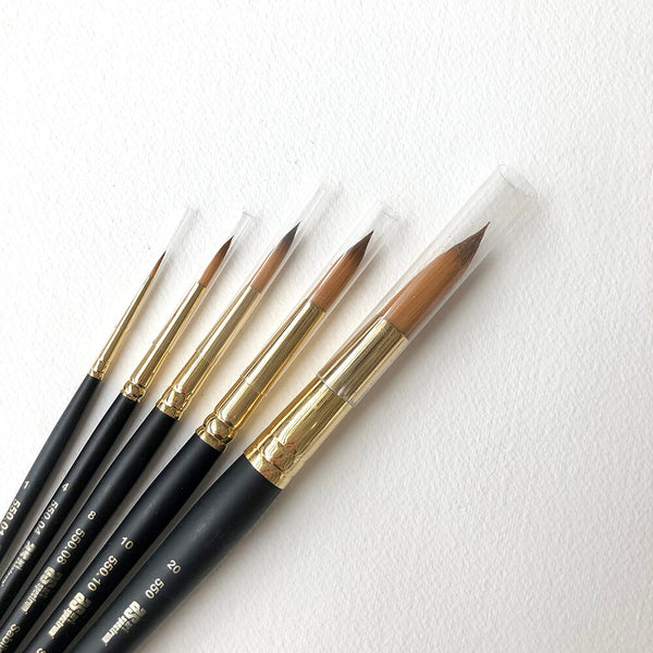 Art Spectrum Series 550 Sablinsky Synthetic Brush