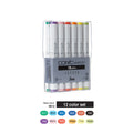 Copic Sketch Set 12