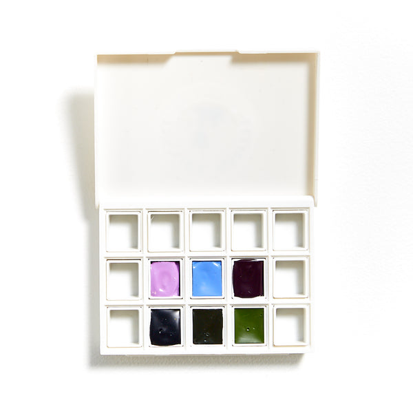 Daniel Smith Watercolour Travel Pan Colours of Inspiration Set of 6