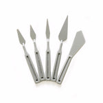 Derivan Painting Knife Plastic Set of 5