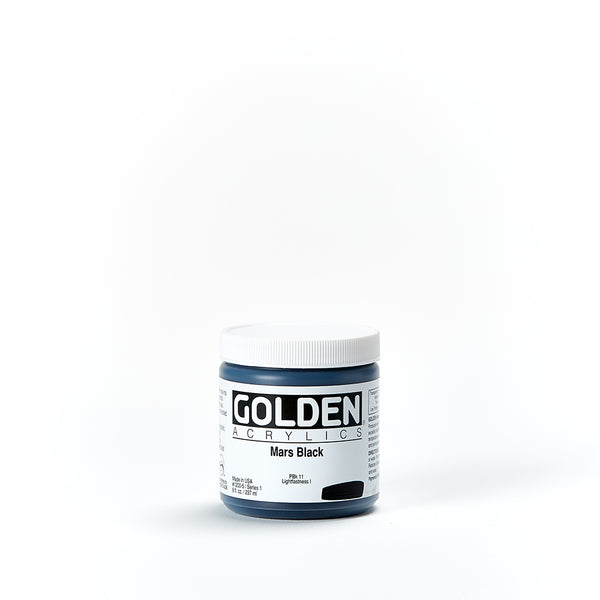 Golden Heavy Body Acrylic 236mL Sereis 1 and Series 2