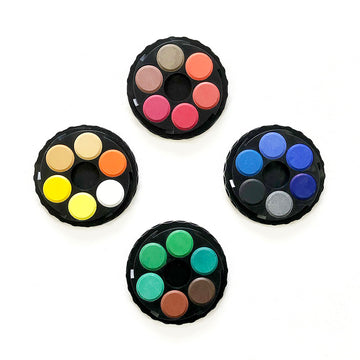 Koh-I-Noor Watercolour Disc Set
