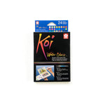 Koi Watercolour Field Sketch Box of 24 Pans