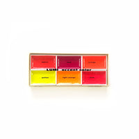 Lumi Accent Color Fluoro Set of 6