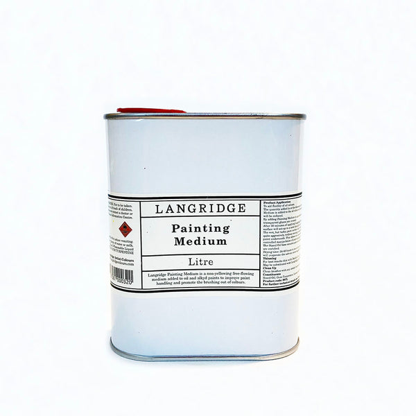Langridge Painting Medium